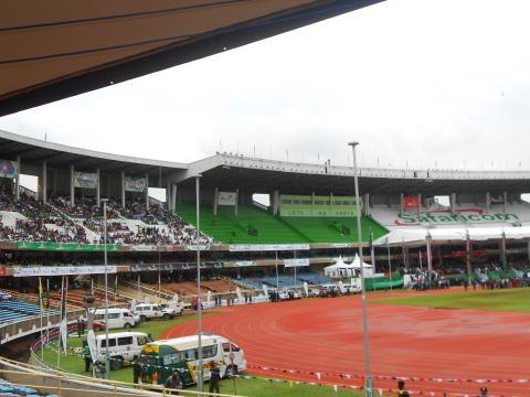 Safaricom Stadium Kasarani/Nick Waigwa