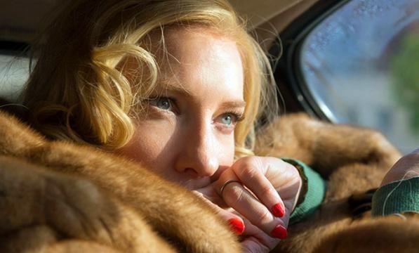 Cate Blanchett, nominada a mejor actriz
