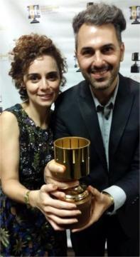 Diretor Alé Abreu e o prêmio de filme independente