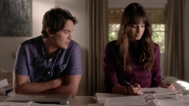 Pretty Little Liars: Caleb e Spencer