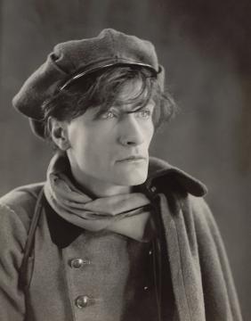 El poeta y dramaturgo francés Antonin Artaud.