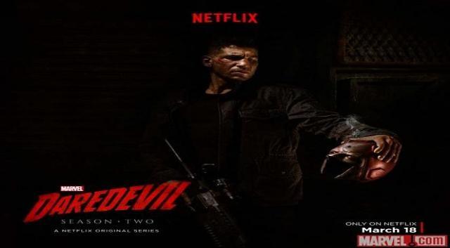 El mismo además, cuenta con Daredevil