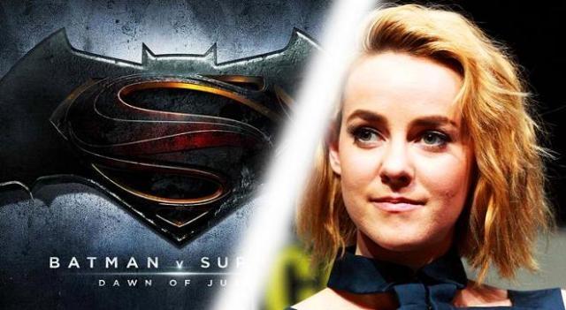Jena Malone en Batman v Superman: Dawn of Justice