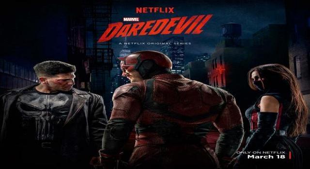 Nuevo banner de la segunda temporada de Daredevil