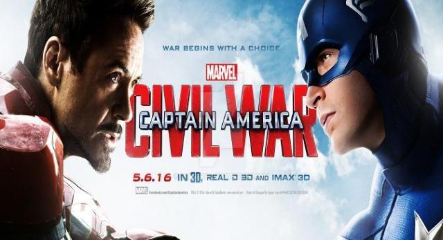 'Capitán América: Civil War' bate un nuevo récord