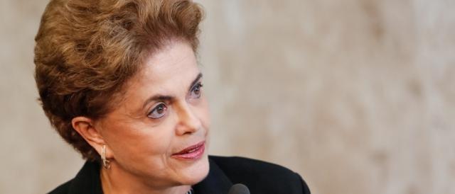 Presidenta Dilma Rousseff também foi citada