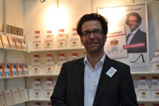 Autor und Auszeit-Experte Carsten Alex