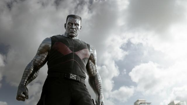 Coloso, el pepe grillo de Deadpool en el filme