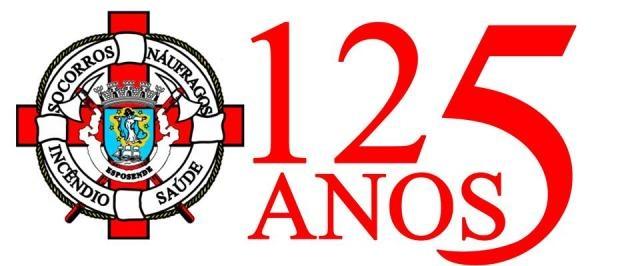Logo dos Bombeiros Voluntários de Esposende