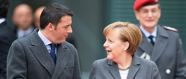 Renzi-Merkel, perfetta intesa sulla questione