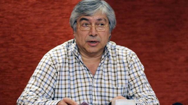 Empresario del kirchnerismo Lázaro Báez