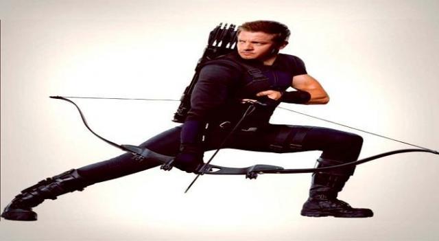 Hawkeye durante 'Capitán América: Civil War'