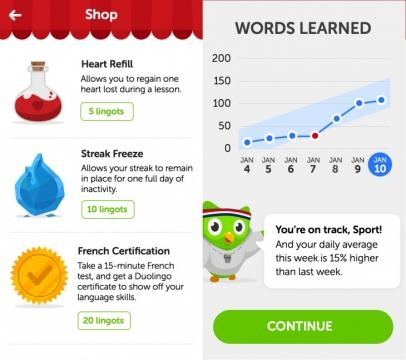 Duolingo - Learning languages has never been so much fun