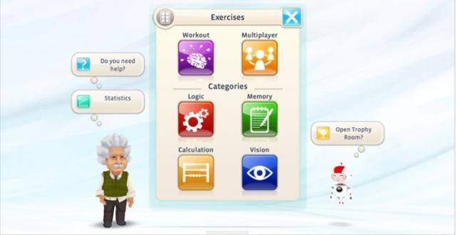 Einstein (TM) Brain Trainer HD