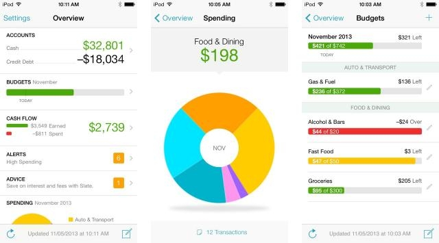 Mint - Simply manage personal finance