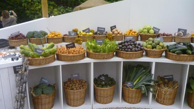 A Madeira mostra a riqueza dos seus produtos