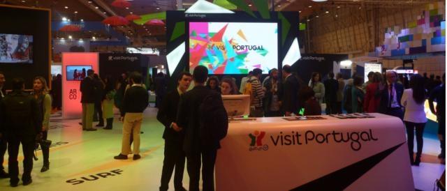 Logo à entrada, um convite para conhecer Portugal