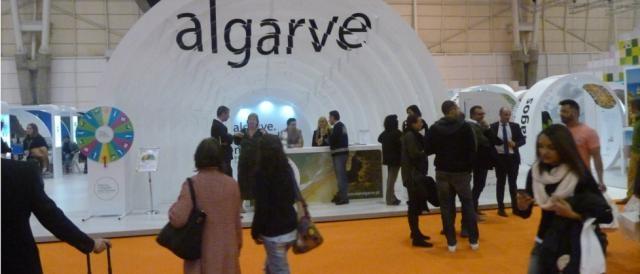 O Algarve tem um dos maiores expositores da feira