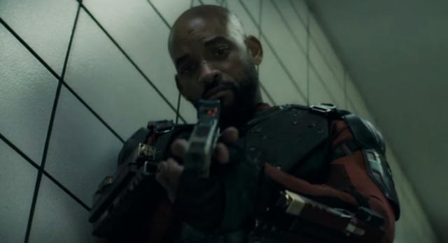 Will Smith es Deadshot en 'Escuadrón Suicida'