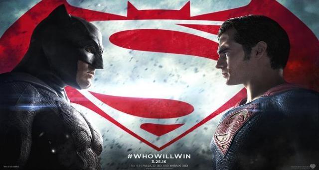 'Batman v Superman' sigue en asenso a 7 días de su estreno