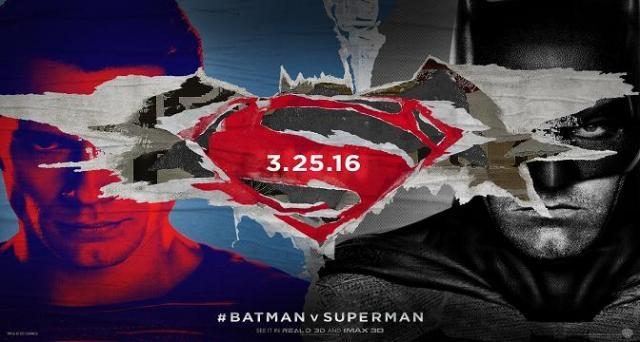 La recaudación taquillera de 'Batman v Superman'