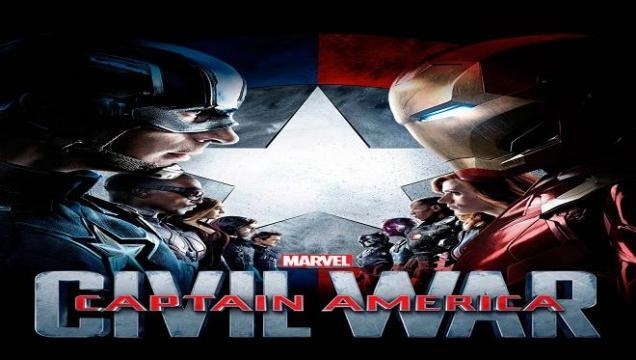 Presentan un nuevo banner promocional de 'Civil War' con Tony Stark como protagonista