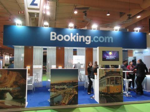 A Booking é uma das empresas representadas na BTL