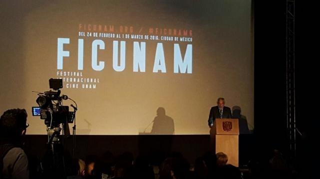 Enrique Graue presente en FICUNAM.