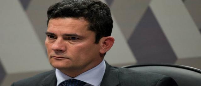 O juiz Sérgio Moro lidera a Operação Lava Jato
