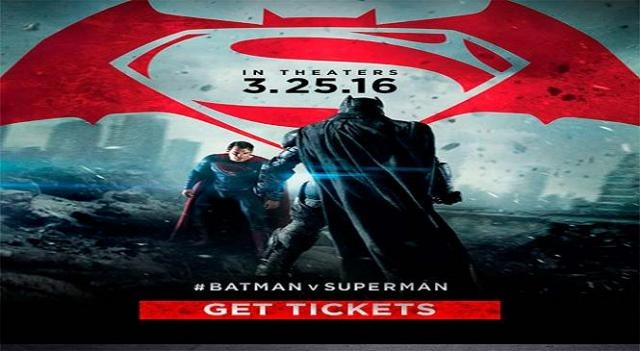 La tecnología que implementará 'Batman v Superman'