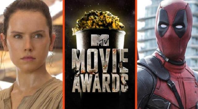 Los premios MTV Movie Awards 2016