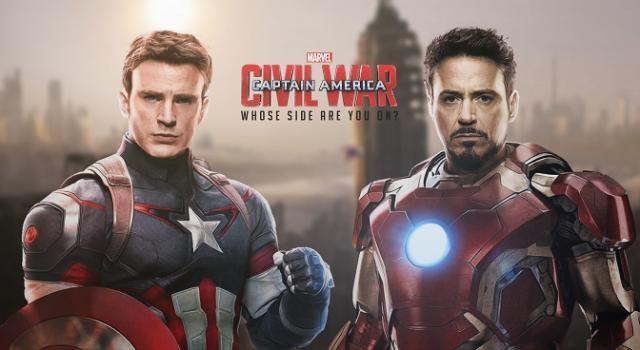 Novedades del argumento de 'Capitán América: Civil War', vaticinan el futuro de los héroes