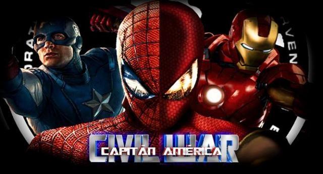 Probables presencias confirman un nexo entre 'Capitán América: Civil War' y 'Spider-Man'