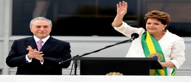 Dilma pode perder faixa presidencial