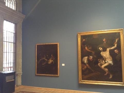 Cristo como eje conductor de la fascinación en la pintura novohispana
