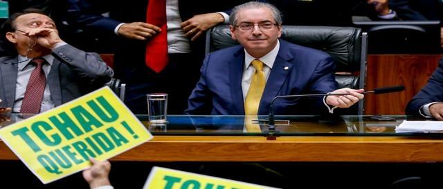 Cunha é acusado pelo governo de liderar