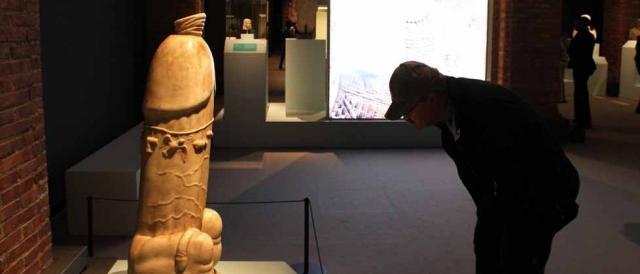 Muestra de Cleopatra. Foto: JEXA.