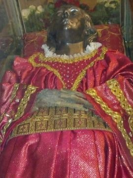 Sacre spoglie Santa Lucia a Barletta