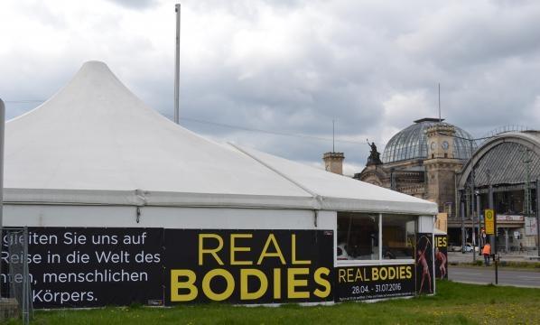 Dresden: bis jetzt einziger Ausstellungsort in Deutschland