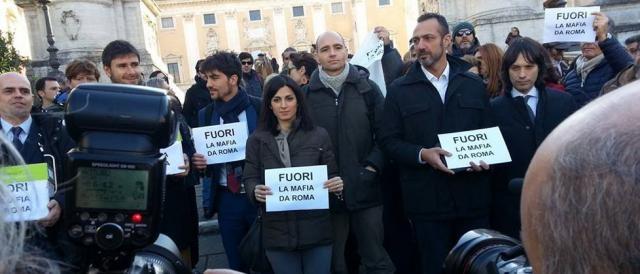 Rappresentanti del Movimento 5 Stelle romano