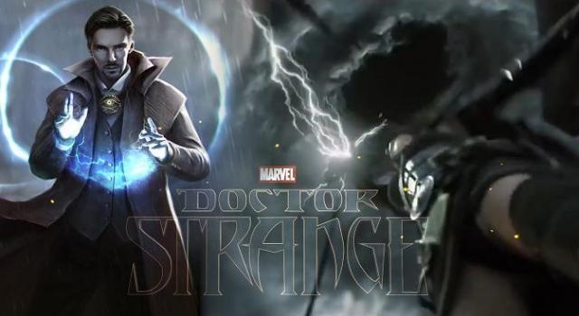 Scott Derrickson anuncia el final del rodaje de 'Doctor Strange' con una gran toma del set