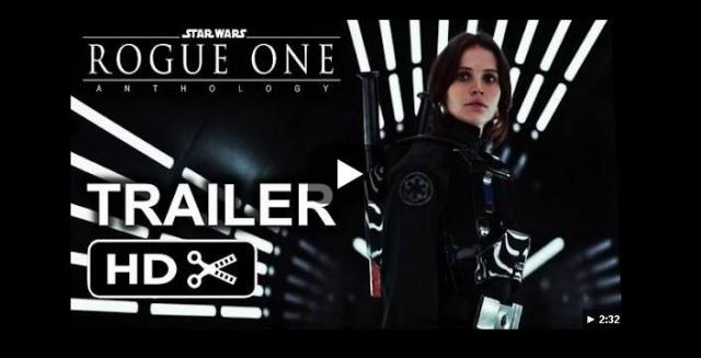 Disney presenta el primer trailer oficial de 'Star Wars: Rogue One' completo y subtitulado