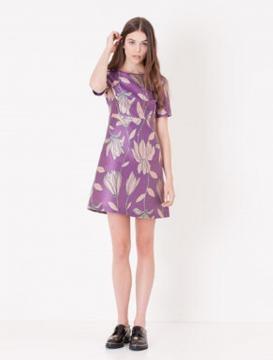 Dress Pagella con maxifiori Max and Co.