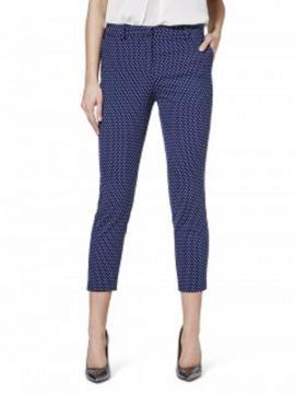 Pantalone in tessunto jaquard Sisley
