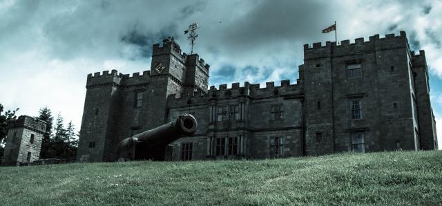 Conocido como el castillo embrujado por excelencia de Inglaterra