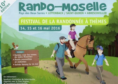 L'affiche de l'édition 2016 du Festival
