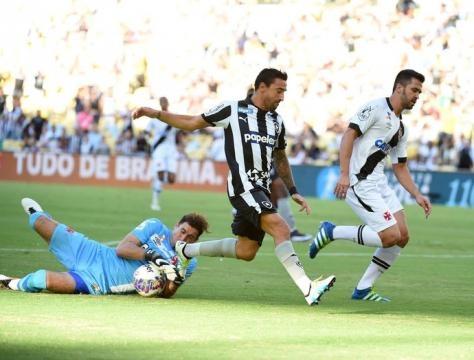 Primeiro jogo da final do Campeonato Carioca