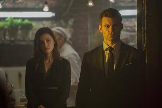 The Originals 3x21: Hayley e Elijah