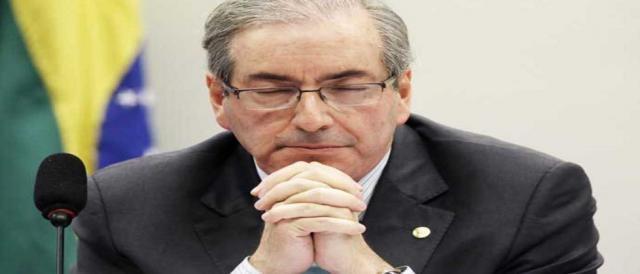 Cunha segue afastado da presidência da Câmara