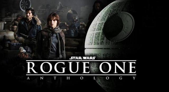 Presentan los primeros banners oficiales de 'Star Wars Rogue One' con Darth Vader en ellos